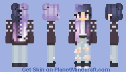 🐦 Avia [OC] 🐦 Minecraft Skin