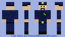 police minecraft skins