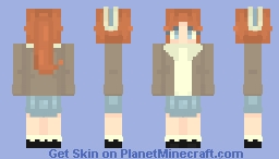 Cassidy Ann-Oc (finally another skin?) Minecraft Skin
