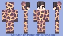 Okay here we go again!!!!!! Minecraft Skin