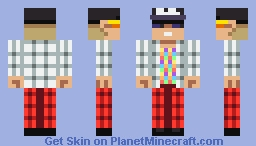 penyon 2016 Minecraft Skin