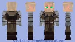 Lord of the Craft, Half-Elf warrior [LotC] Minecraft