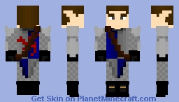 Vulen Kelkas, Brother of the Purebloods - The Story OC ~Ὠκεαν~ Minecraft