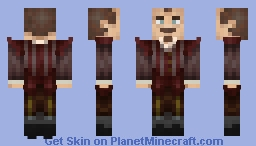 An Emperor Remembered Minecraft Skin