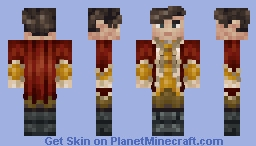A Young Prince Minecraft Skin