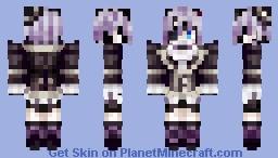 Teru - Versailles Minecraft Skin