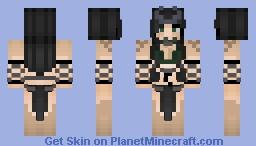 Enchantress  I/---I Suicide Squad Minecraft Skin