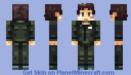 Ganta Igarashi [Deadman Wonderland] Minecraft Skin