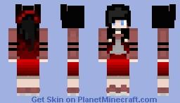 harriet Minecraft Skin