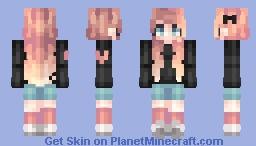 st × juicetea × popreelyay Minecraft Skin