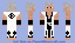 Kensei Muguruma Minecraft Skin