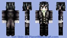 Laurence Belrose (Remake) Minecraft Skin