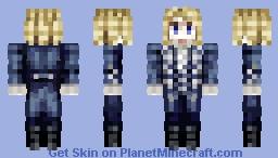 Lestat de Lioncourt Minecraft Skin