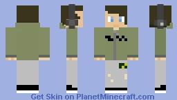Vance Thomas (Me IRL) Minecraft Skin