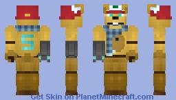 Personal skin :3 Minecraft Skin