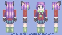 nyaa hashimoto >:33ccc Minecraft