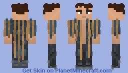 Robed Man Minecraft Skin