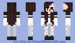 ♠𝓹𝓪𝔂𝓪𝔁𝓱𝓪𝓵♠ ~ Skeleton Minecraft Skin