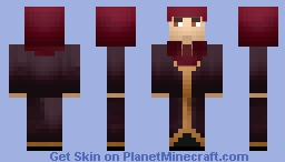 Quirrel and Voldemort (Removable Turban] [A Very Potter Musical] Minecraft Skin