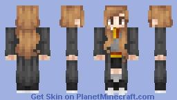 ♦ℜivanna16♦ Hermione Granger (Request for Katniss404) Minecraft Skin