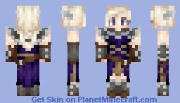 ♦ℜivanna16♦ Shieldmaiden Minecraft Skin