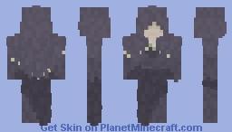 [Dark Souls 3] Robes of Prayer Set Minecraft Skin