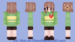 If people like you exist, then humanity can`t be that bad. Minecraft Skin