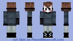 Meow Mask~  (I need to stop procrastinating... xD) Minecraft Skin