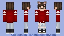 𝓓𝓸𝓰𝓰𝓲𝓮 ~Jasr Minecraft Skin