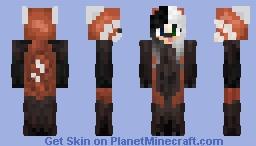 ~Red Panda Onesie~ Suhhhhh Minecraft