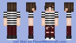 𝓟𝓮𝓻𝓼𝓸𝓷𝓪  ~Jasr Minecraft Skin