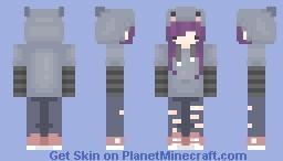 Hoodie Monster ~ ℱłυrr Minecraft