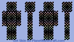 Look at this awesome skin Minecraft