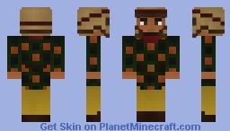 Achaemenian Soldier Minecraft Skin