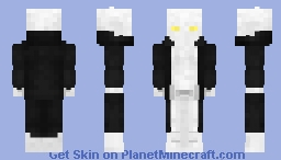 White Tiger (Kevin Cole) Minecraft Skin