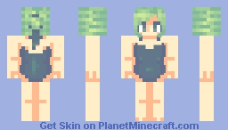 We Can Live Beside The Ocean Minecraft Skin
