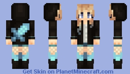 Can't think of a name   >.> Minecraft Skin