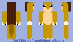 #028 Sandslash Minecraft Skin