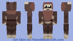 Ewok (Star Wars) reqested Minecraft