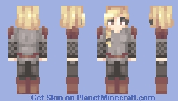 ah Minecraft Skin