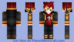 707 - Mystic Messenger Minecraft Skin