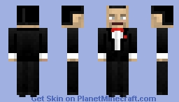 "Billy the Dummy from ""Dead silence"" reqested Minecraft"