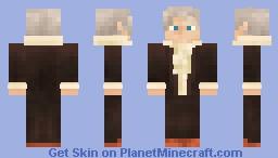 Alexander von Humboldt Minecraft Skin