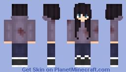 Bloody Minecraft Skin
