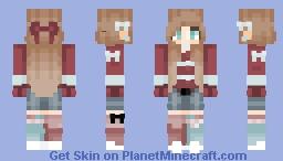 Bowly Love - Mφ†Ý Minecraft Skin
