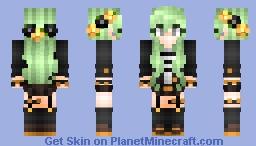 ~ Bangtan Sonyeondan Inspired ~ [Updated] Minecraft Skin