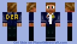 DEA Officer Minecraft