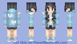 ℓιzεяιαℓ » REQ - Ellalyn Minecraft Skin