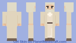 Request - Gandalf the White Minecraft Skin