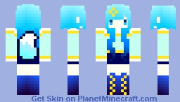 girl11 Minecraft